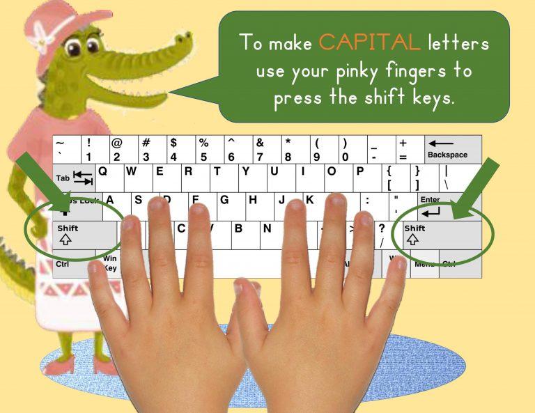 Keyboarding Rules