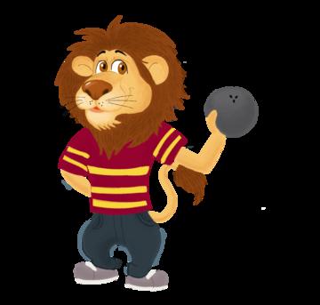 lion lyle bowling