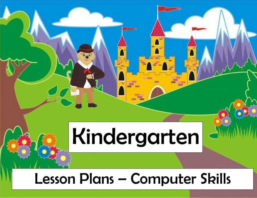 kindergarten lesson plan dog castle