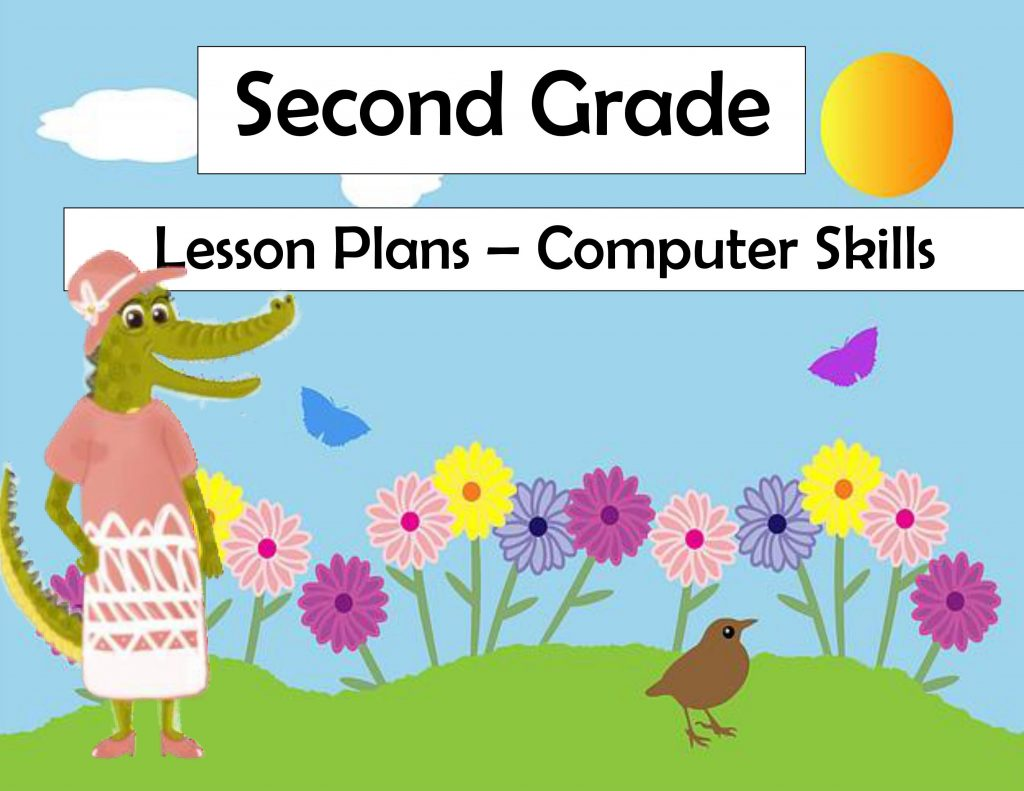 2nd grade computer skills aunt alligator spring