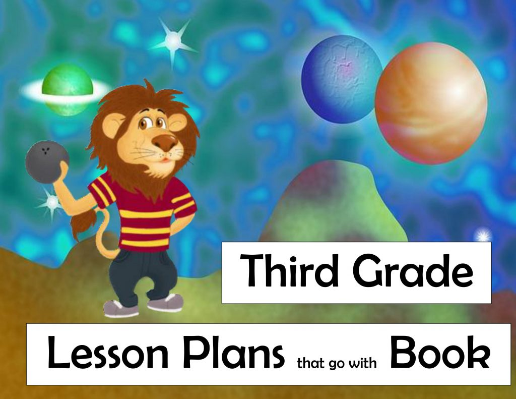 3rd grade Lyle Lion space lesson plans keyboard kritters bowling ball